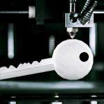 3D Nachschlüssel